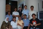 Abdul Hamid Untirta bersama beberapa sahabat