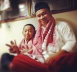 Abdul Hamid Untirta, Bersama Ilham