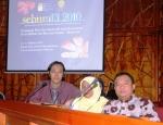 Abdul Hamid Dosen Fisip Untirta, pembicara di Seminar Internasional Sebumi UKM Malaysia