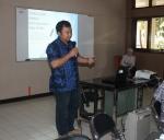 Abdul Hamid Untirta, Pembicara Seminar di IAPA Bandung