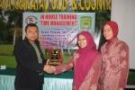 Abdul Hamid Untirta, Pembicara Training KIEC