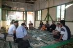 Abdul Hamid Untirta, Riset di Kawasan Tanjung Priok