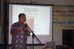 Abdul Hamid Dosen Fisip Untirta, Pembicara di Unsera