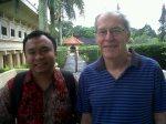 Abdul Hamid Untirta, Besrama prof. Harold Crouch
