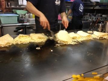 Hiroshima's Okonomiyaki