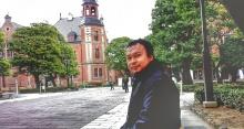 Abdul Hamid Untirta, di Doshisha University1