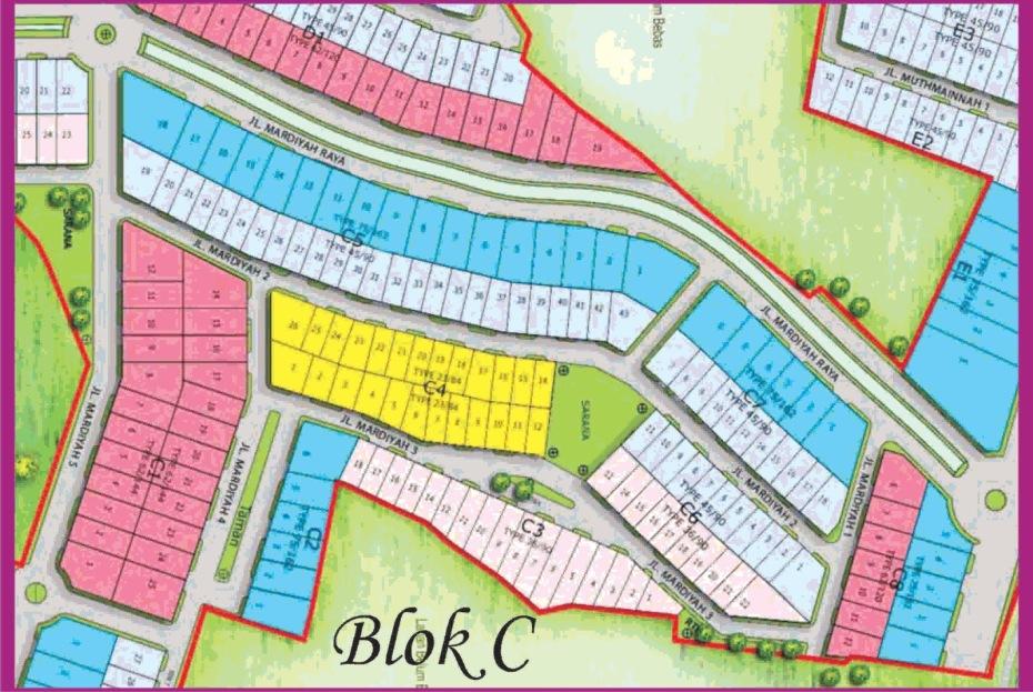 Blok C vila rizki ilhami