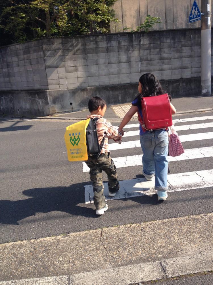 Sekolah Anak-anakku di Kyoto (1) (2/6)