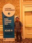 Abdul Hamid Dosen Fisip Untirta, Pembicara di ICAS 8 Macau