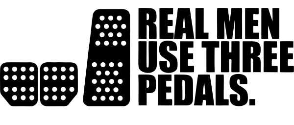 real-men-use-three-pedals-600x600
